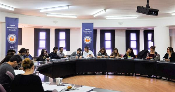 EMU-CWS Organizes Workshop